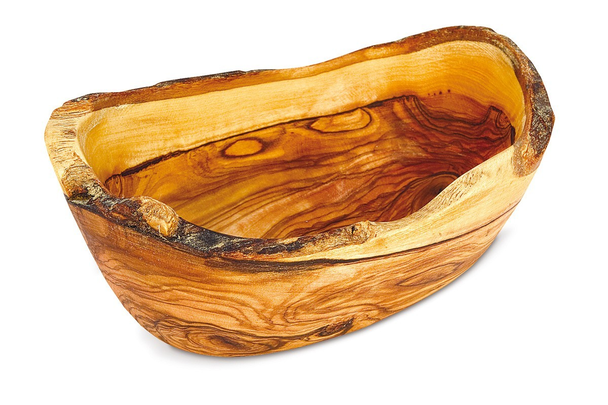Hand-carved bowl