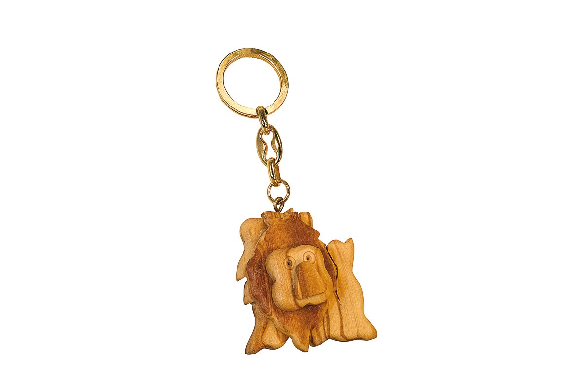 Key-rings with lion