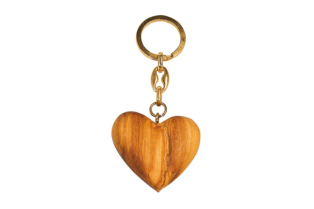 Key-rings with heart