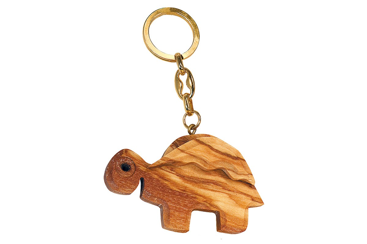 Key-rings with turtle