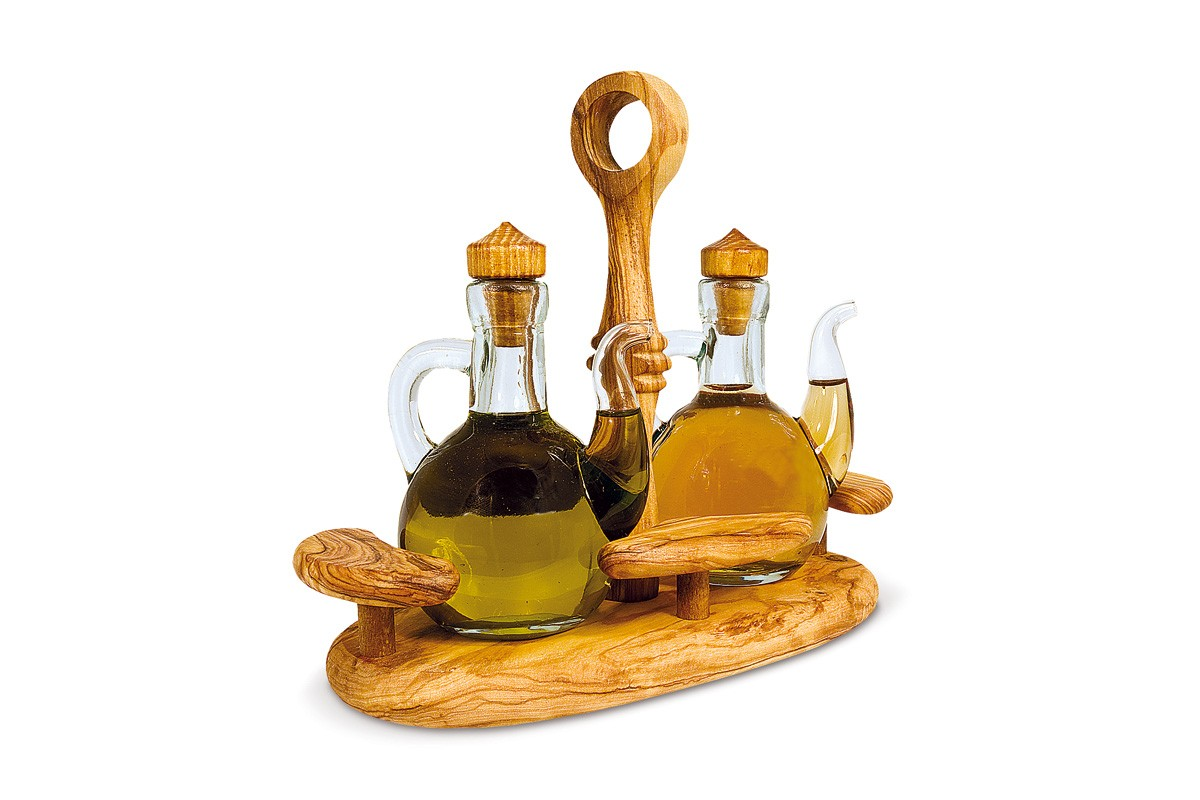 Oil and vinegar luxury
